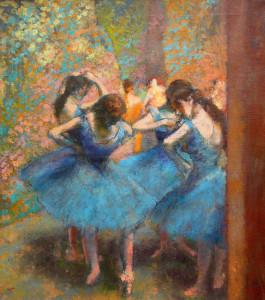 tancerki.Degas
