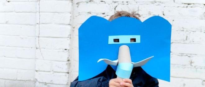 Maska słonia