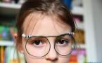 Okulary z drutu